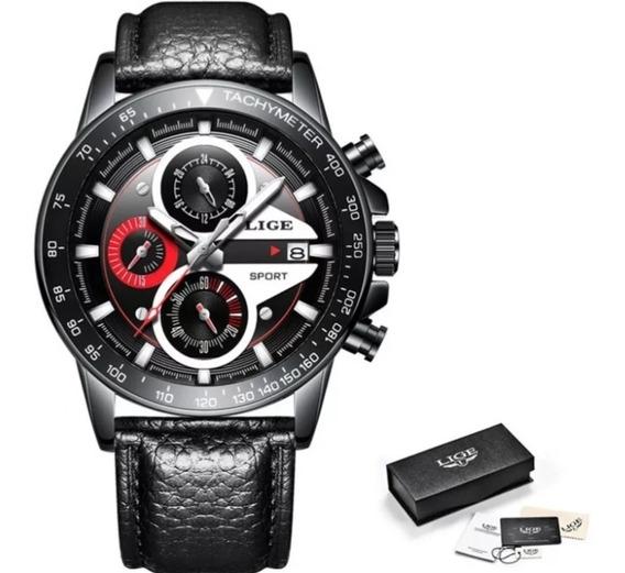Relógio Mascuino Lige Aço Inoxidável