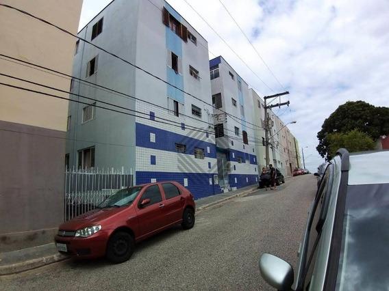 Apartamento Com 1 Dormitório À Venda, 54 M² Por R$ 160.000 - Jardim Santa Rosália - Sorocaba/sp - Ap8308