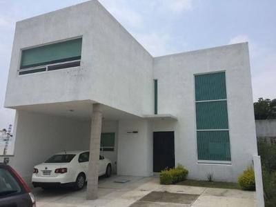 (crm-1621-2026) Aa/ Casa Renta Juriquilla Querétaro Cumbres Del Lago