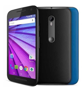 Motorola Moto G3 G 3 16gb 4g 13mp Original Novo