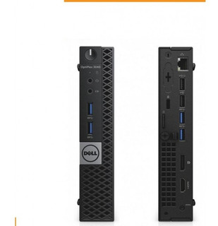 Cpu Dell Optiplex 3040 Core I5, Ddr3 8gb, Ssd 256gb 6th Gen