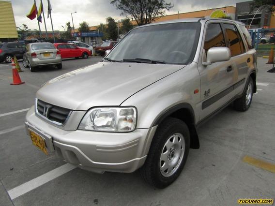 Honda Cr-v Campero