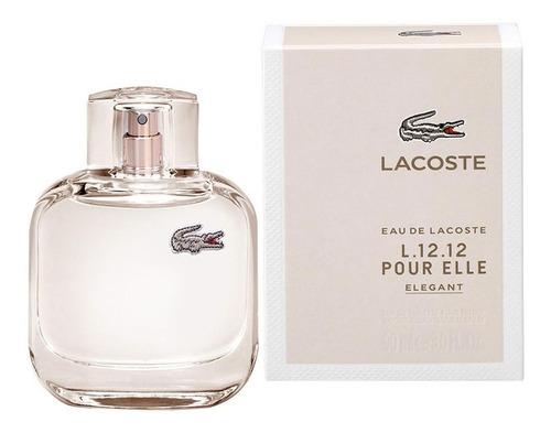 Perfume Original Eau De Lacoste Elegan - mL a $1777