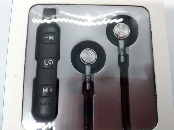 Fone De Ouvido Bluetooth Da Marca Inova Pronta Entrega