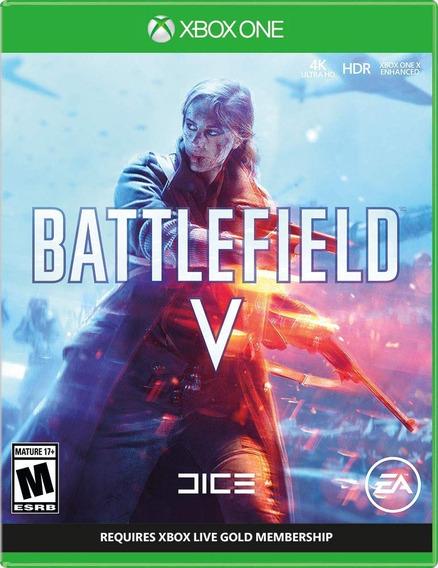Battlefield V - Xbox One - Midia Fisica!
