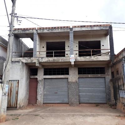Casa Para Venda No Vila Fernão Dias Em Três Corações - Mg - 161