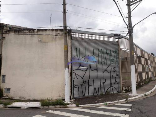 Imagem 1 de 10 de Terreno Para Alugar, 270 M² Por R$ 7.500,00/mês - Vila Nova York - São Paulo/sp - Te0031