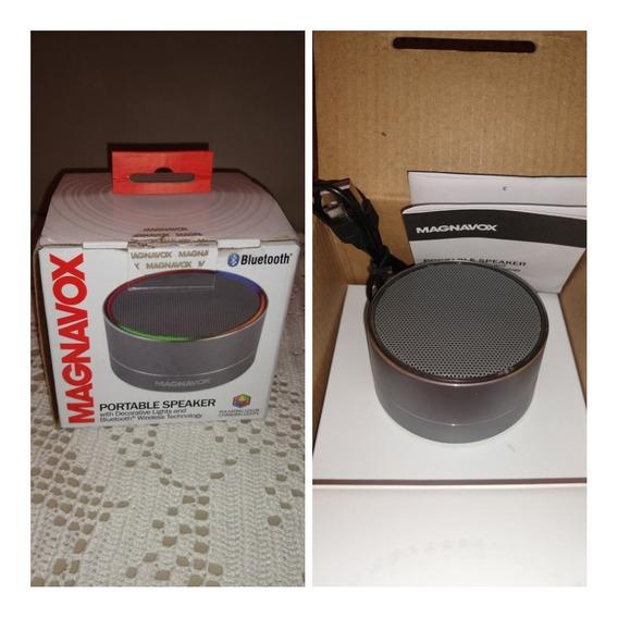 Corneta Magnavox Portátil/bluetooth