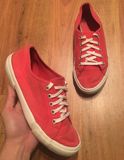 Padrisimos Zapatos Tenis Old Navy California 23 Originales!!