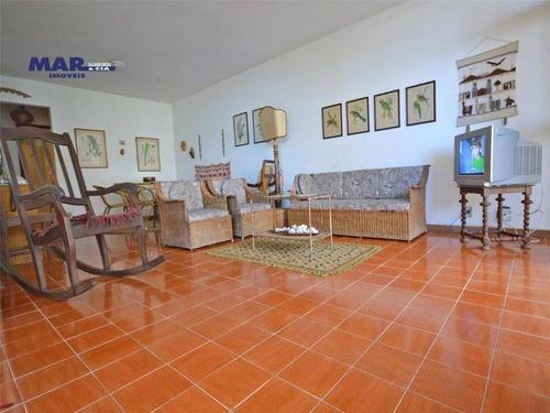 Imagem 1 de 11 de Apartamento Residencial À Venda, Centro, Guarujá - . - Ap10839