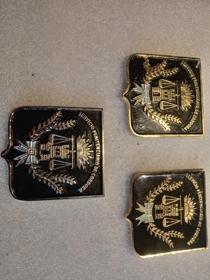 Emblema Placa Serv. Pen. Cordoba