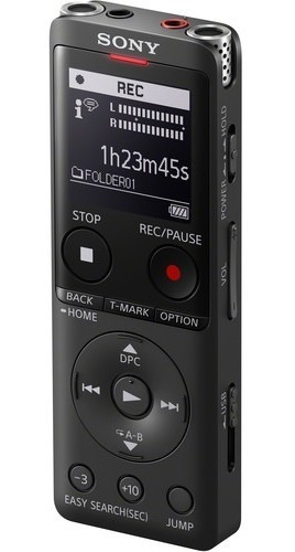 Imagem 1 de 7 de Gravador De Áudio Digital Sony Icd-ux570 4 Gb 12x S/juros