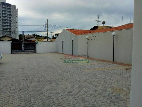 Imagem 1 de 25 de Kitnet Com 1 Dormitório À Venda, 47 M² Por R$ 170.000,00 - Vila São José - Taubaté/sp - Kn0028