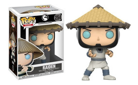 Funko Pop! Mortal Kombat X - Raiden 254
