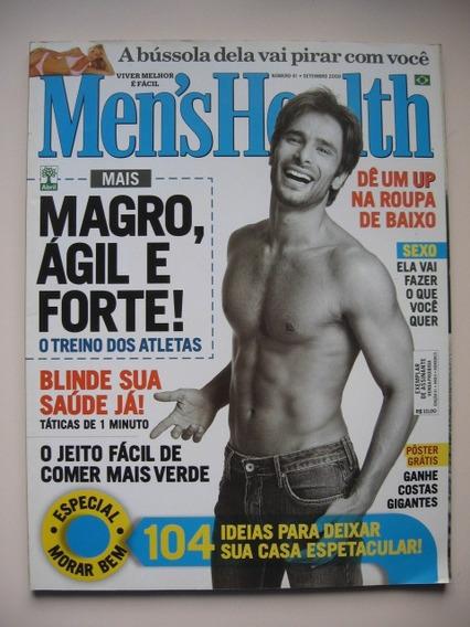 Revista Men´s Health - Nº 41 - Magro, Ágil E Forte