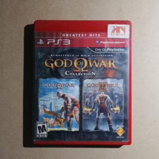 Ps3 God Of War Collection (1 Y 2), 3 Y Ascension
