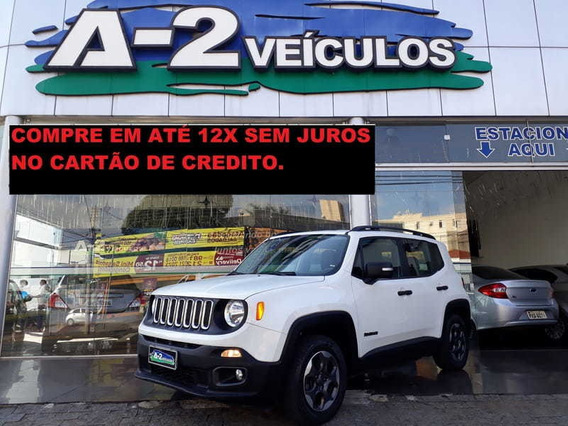 Jeep Renegade Sport 1.8 Flex Manual 2017