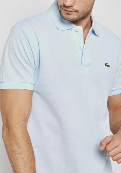 Camiseta Lacoste Gola Polo Original Importada Lala Camisa