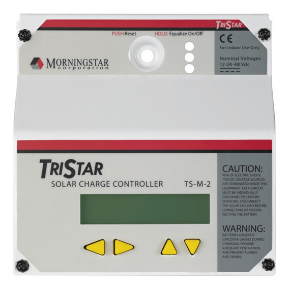 Display Para Regulador Solar Morningstar Ts-m-2 Cuotas S/int