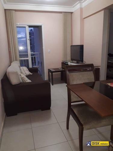 Apartamento Com 2 Dormitórios À Venda, 54 M² Por R$ 295.000,00 - Baeta Neves - São Bernardo Do Campo/sp - Ap0079