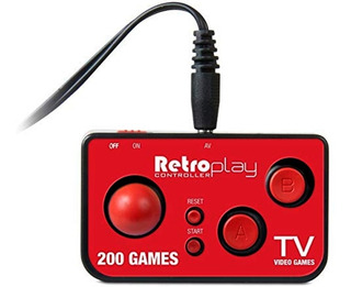 Consola Retro My Arcade Built-in 200 Juegos Av Tv Dgun-2579