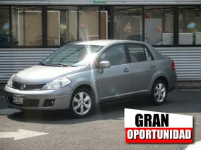 Nissan Tiida 4p Sedan Emotion Aut A/a Ee Cd B/a