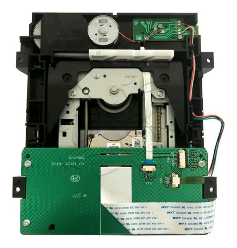 Unidade Ótica Sf-bd412 Blu Ray Philips Sf-bd412v_pp Nova
