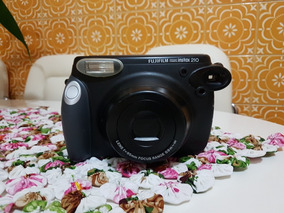 Câmera Fujifilm Instax 210 Polaroid Funcionando !