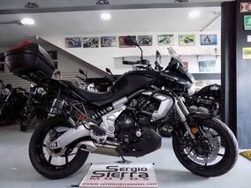 Kawasaki Versys650 Negra 2011