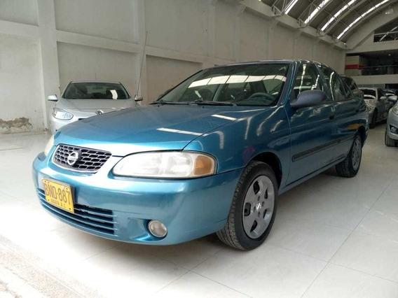 Nissan Sentra 1.8 Mecanico
