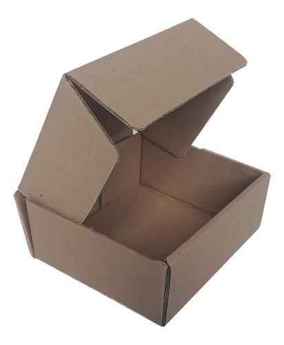 100 Caixas De Papelão 16x14x6,5 Correios Mercado Envios Me