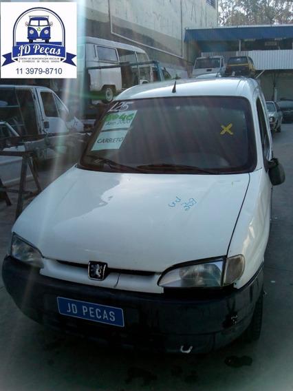 Sucata Peugeot Partner Ano 2000 ( Para Peças )