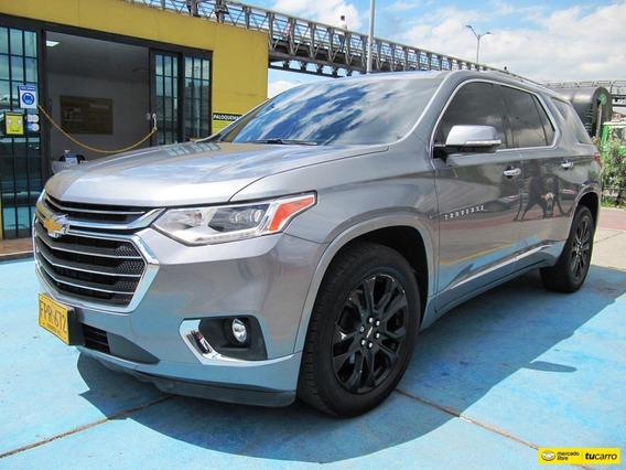 Chevrolet Traverse 3.6 Premier