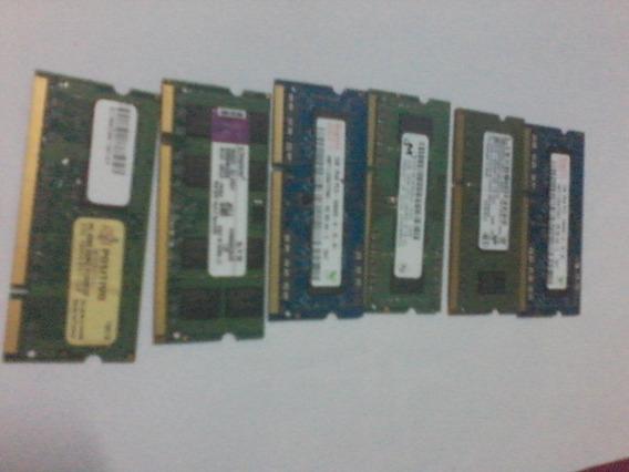 Memoria Note Book 1gb 1rx8 Pc3 8500s-3 Modelos