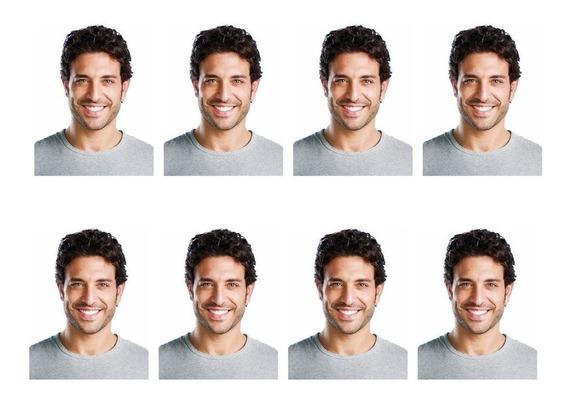 50 Folhas Papel Fotografico 10x15 Para Foto 3x4 (documento)