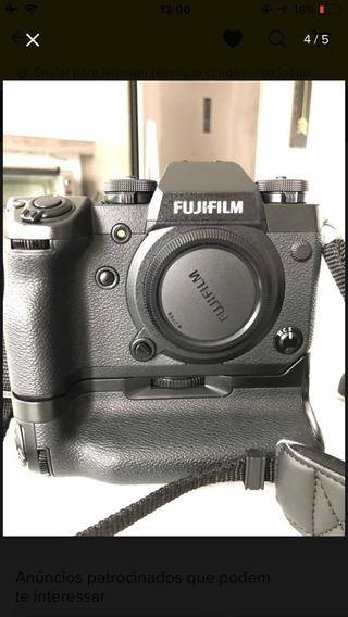 Camera Fujifilm Xh1 + Grip