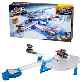 Velozes E Furiosos Pista Hot Wheels Fcp18 - Mattel.
