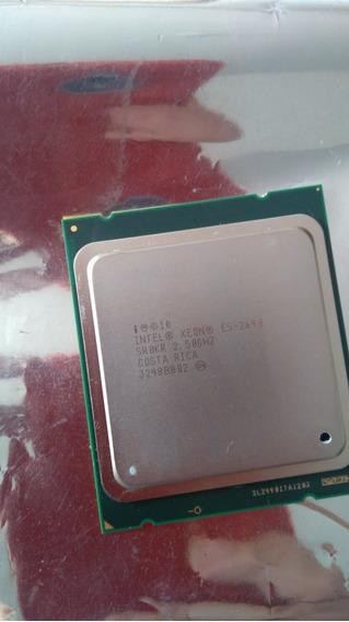 Processador Intel Xeon E5 2640 2,50ghz