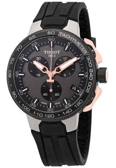 Relógio Tissot T Race T111.417.37.441.07 Cycling Lançamento