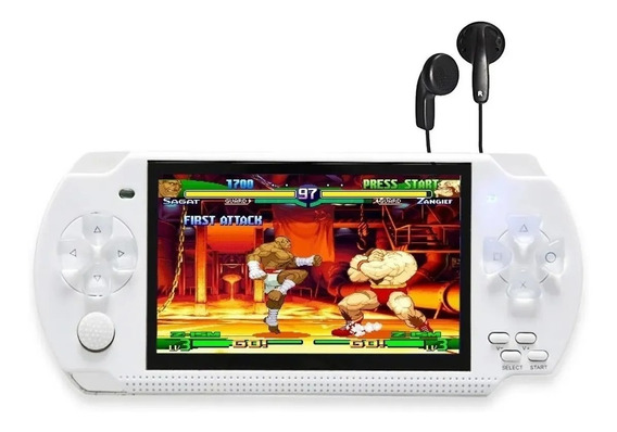 Mini Vídeo Game Portátil Retrô + 3.000 Jogos Super Nintendo