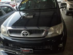 Toyota Hilux Negra 2009
