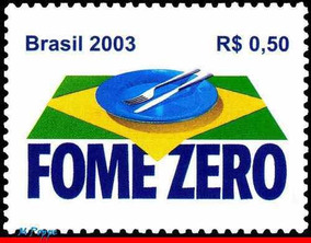 Postale Fome Zero Zignauko Ref5030