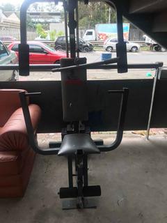 Estação De Musculação Welder