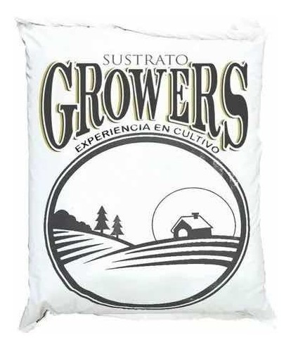 Sustrato Orgánico Growers 50lts