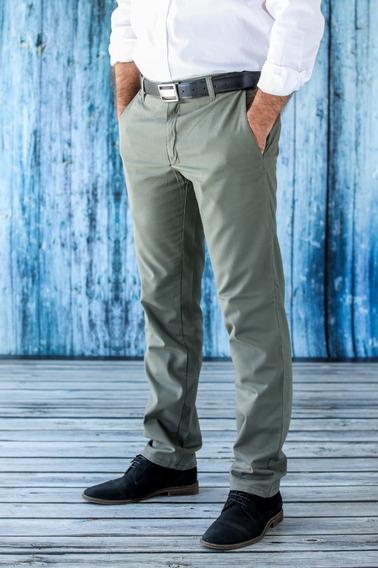 Polo Club Buckingham Pantalón Hombre Gabardina Vestir
