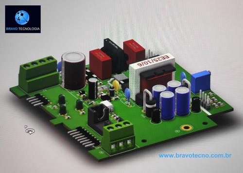 Circuitos Eletrônicos, Layouts, Projetos, Pcb/ Pci