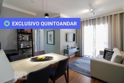 Apartamento No 15º Andar Mobiliado Com 3 Dormitórios E 1 Garagem - Id: 892890892 - 190892