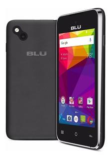 BLU Advance Series 4.0 L2 Dual SIM 4 GB Preto 512 MB RAM
