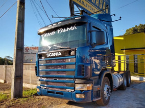 Scania R-124 Ga 400 6x4 3e Nz 2p 2005