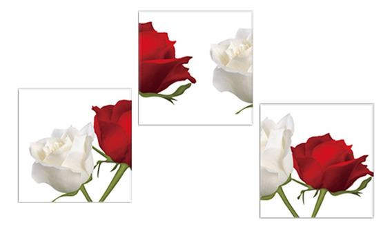 Cópias Da Lona Arte Da Parede Fotos De Flores Pinturas Para